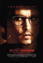 Постер Тайное окно, Secret Window