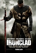 Постер Залізний лицар, Ironclad