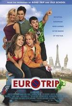 Постер Євротур, Eurotrip