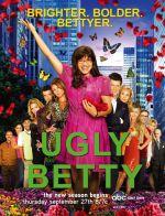 Постер Страшненька Бетті, Ugly Betty