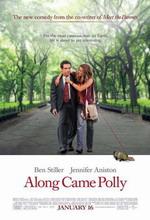 Постер А вот и Полли, Along Came Polly