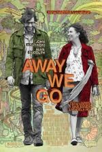 Постер Поїхали, Away We Go