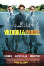 Постер Троє в каное, Without a Paddle