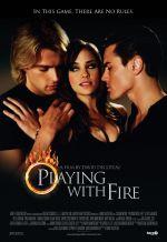 Постер игра с огнем playing with fire