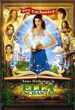 Постер Заколдованная Элла, Ella Enchanted