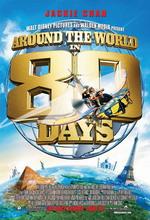 Постер Навколо світу за 80 днів, Around the World in 80 Days