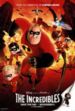 Постер Суперсемейка, Incredibles, The