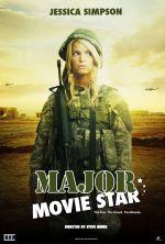 Постер Кінозірка в армії, Major Movie Star