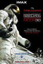 Постер Подорож до Місяця 3D , Magnificent Desolation: Walking on the Moon 3D