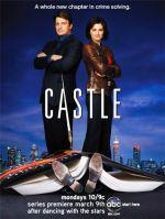 Постер Касл, Castle
