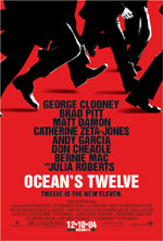 Постер 12 Друзів Оушена, Ocean's Twelve