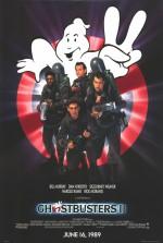 Постер Охотники за привидениями 2, Ghostbusters II
