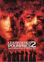 Постер Багровые реки 2, Crimson Rivers 2: Angels of the Apocalypse
