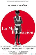 Постер Дурное воспитание, Bad Education