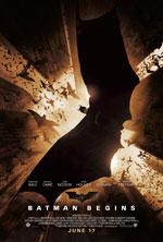 Постер Бетмен: Початок, Batman Begins