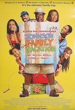 Постер Каникулы семейки Джонсон, Johnson Family Vacation