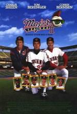 Постер Высшая лига 2 , Major League II