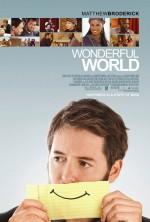Постер Удивительный мир, Wonderful World