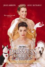Постер Дневники принцессы 2, Princess Diaries 2: Royal Engagement, The