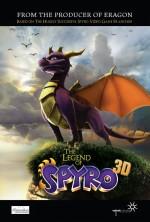 Постер Дракон Спайро, Legend of Spyro, The