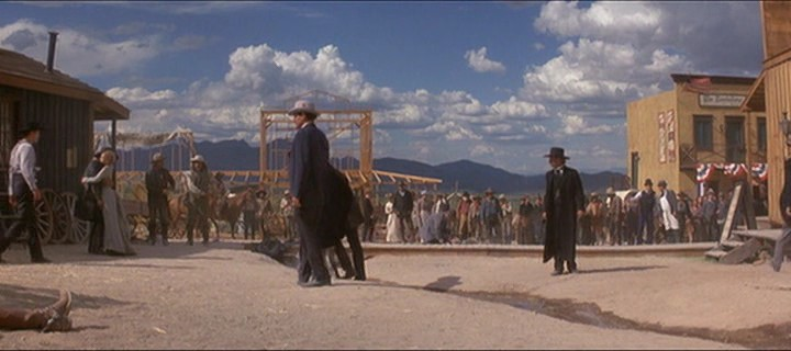 a review of the setting and plot of the movie tombstone The impact of the loss/disfiguring of family on wyatt was incredibly motivated and appropriately treated with gravitas tombstone is good for some reasons (the characters, dialogue and atmosphere) but fails to have narrative cohesion it's enough for us to like and recommend the film, especially for val.