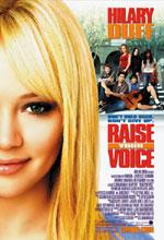 Постер Сердце лета, Raise Your Voice