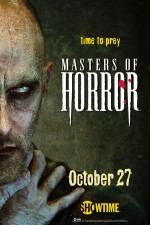 Постер Мастера ужасов, Masters of Horror
