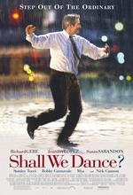 Постер Давайте потанцуем, Shall We Dance?
