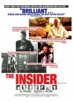 Постер Своя людина, Insider, The