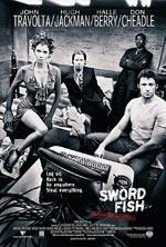 Постер Пароль риба-меч, Swordfish