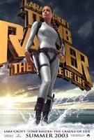 Постер Лара Крофт 2: Колыбель жизни, Lara Croft: Tomb Raider: The Cradle of Life