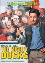 Постер Могучие утята, Mighty Ducks, The