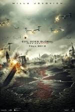 Постер Обитель зла 5: Возмездие, Resident Evil: Retribution