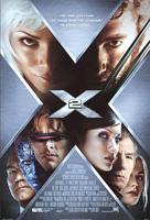 Постер Люди Икс 2, X Men 2