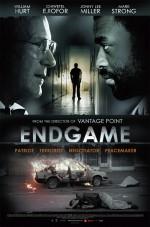 Постер Кінець гри, Endgame