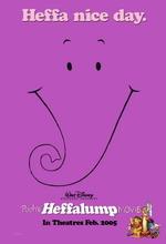Постер Винни и Слонотоп, Pooh's Heffalump Movie