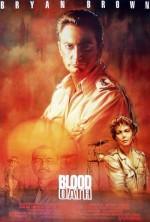 Постер Кривава клятва, Blood Oath