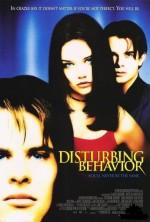 Постер Непристойное поведение, Disturbing Behavior