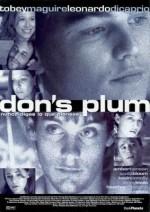 Постер Кафе «Донс Плам», Don's Plum