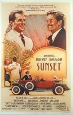 Постер Захід, Sunset