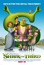 Постер Шрек Третій, Shrek the Third