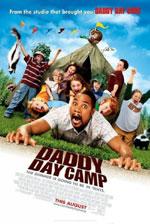 Постер Черговий тато 2, Daddy Day Camp