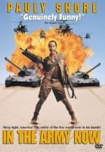 Постер Армійські пригоди, In the Army Now