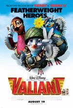 Постер Вэлиант: Пернатый спецназ, Valiant