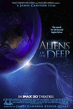 Постер Чужие из бездны, Aliens of the Deep