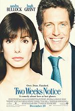 Постер Любов з попередженням, Two Weeks Notice