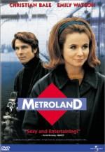 Постер Метролэнд, Metroland