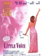 Постер Голосок , Little Voice