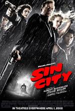 Постер Місто гріхів, Sin City