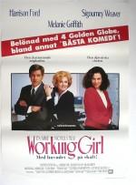 Постер Деловая женщина, Working Girl